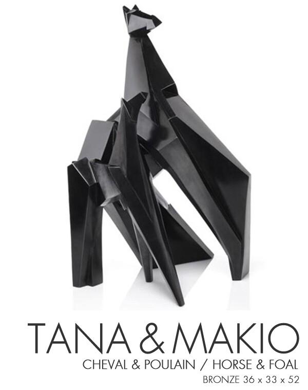 601-Tana & makio